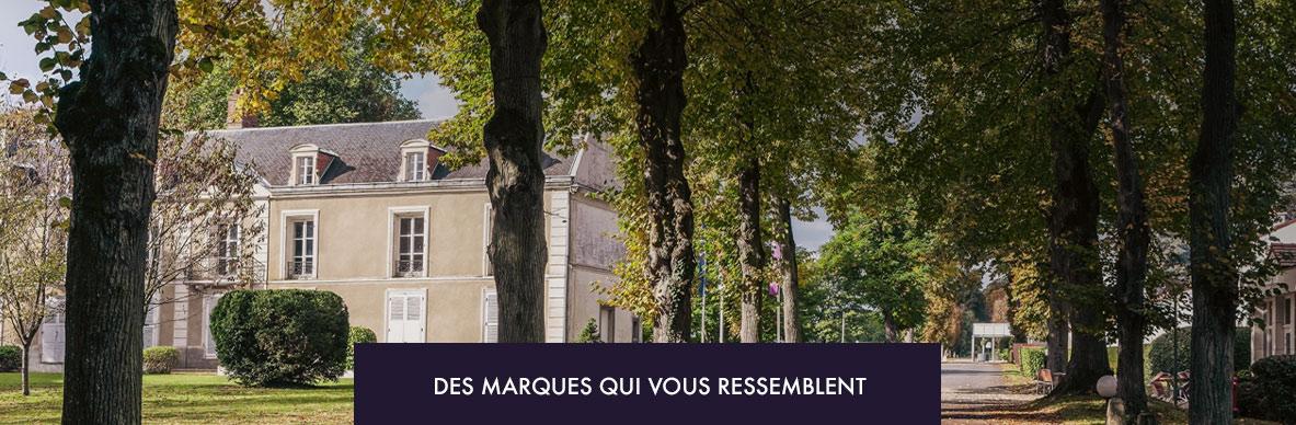 Grape Hospitality - Réseau - Network